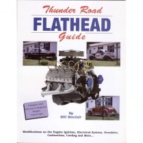 Book - Thunder Road Flathead Guide - 1932-53 Ford Truck, 1932-53 Ford Car