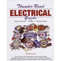 Book - Thunder Road Electrical Guide - 1932-53 Ford Truck, 1932-53 Ford Car