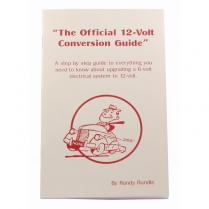 Book - The Official 12V Conversion Guide - 1937-48 Ford Truck, 1932-53 Ford Car