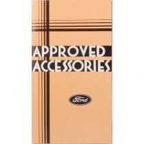 Accessory Folder - 1933 Ford Car