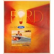 Sale Brochure - 1968 Ford Car