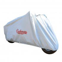 Scooter Cover - Grey Polycotton
