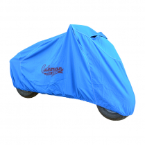 Scooter Cover - Blue Sunbrella - 1936-65 Cushman Scooter