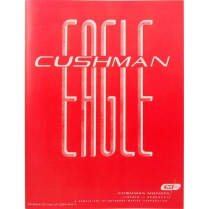 Owners Manual - 1955-58 Eagles - 1955-57 Cushman Scooter