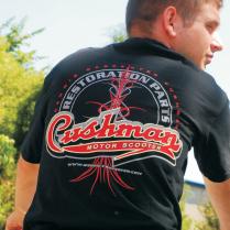 Cushman Motor Scooter T-Shirt