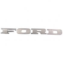 Hood F-O-R-D Letters