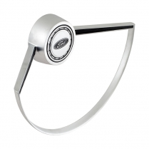 Horn Ring - Satin