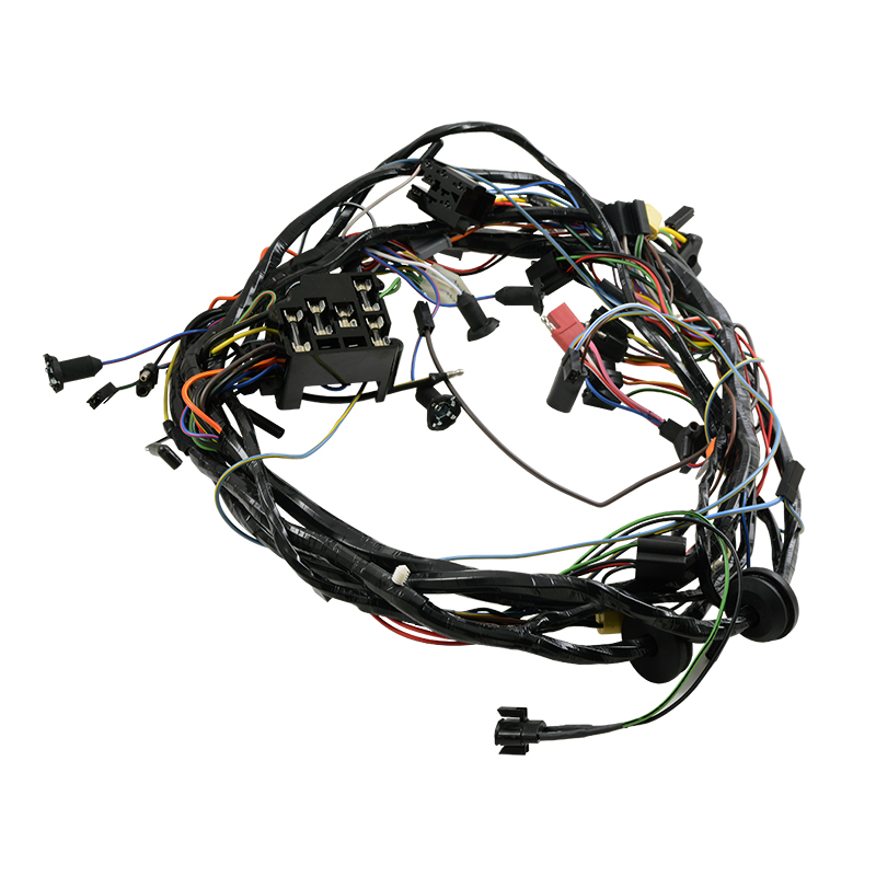 Main Dash Wiring Harness | 1971-72 Ford Bronco - Product Details Dennis  Carpenter Ford Restoration Parts for Trucks, Broncos, Cars, Tractors and  Cushman ScootersDennis Carpenter