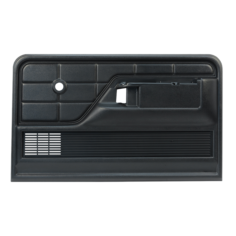 Door Panels - Black - 1973-79 Ford Truck, 1978-79 Ford Bronco