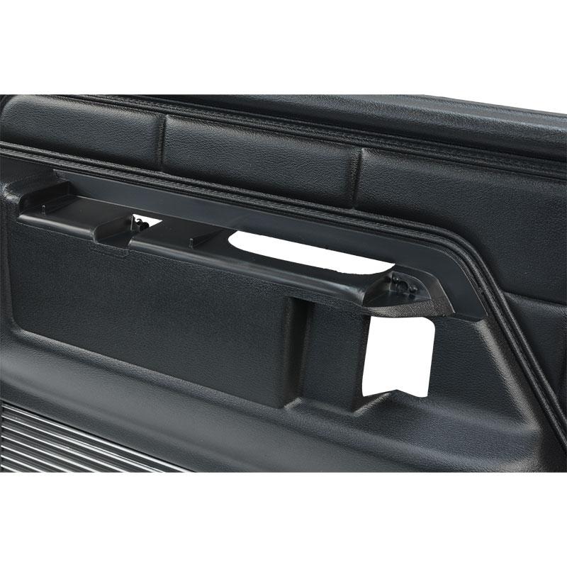 Door Panels - Black - XLT - 1973-79 Ford Truck, 1978-79 Ford Bronco