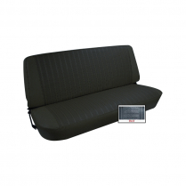 SEAT COVER KIT BENCH SEAT CUST