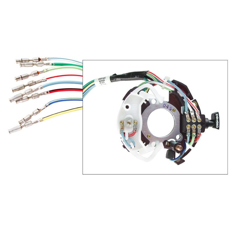 [DVZP_7254]   Turn Signal Switch - 1973-77 Ford Truck, 1974-77 Ford Bronco - Product  Details Dennis Carpenter Ford Restoration Parts for Trucks, Broncos, Cars,  Tractors and Cushman Scooters | 1966 Ford F100 Blinker Switch Wiring |  | Dennis Carpenter