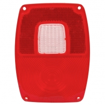 Taillight Lens - Square Type