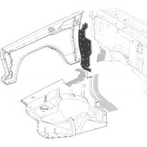 Fender Body Pillar Seal