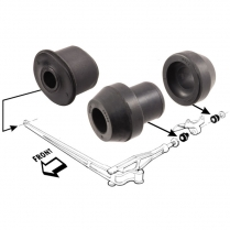 Radius Arm and Axle Pivot Bushing Kit - 1976-78 Ford Truck