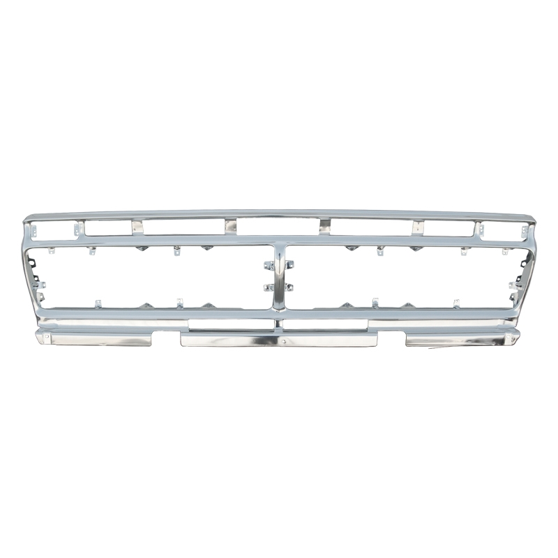 os   grille outer alum shell shop ford restoration parts for your vintage ford car  truck