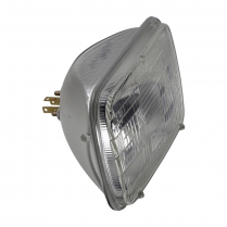 Bulb - #6052 - Sealed Beam Headlight - 12 Volt