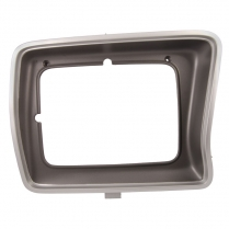 Headlight Door - Argent