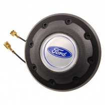 Horn Button with Black Outer Ring