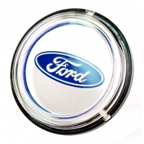 Steering Wheel Emblem Ford - 1978-86 Ford Truck, 1978-86 Ford Bronco