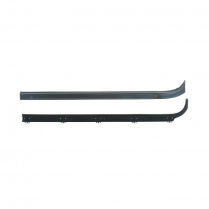 Door Glass Anti-Rattlers - Right - 1980-86 Ford Truck, 1980-86 Ford Bronco