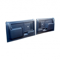 Inside Door Panel - Black