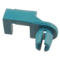 Plastic Clip In Green
