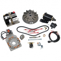 Cast Iron Eagle Electric Start Kit