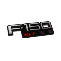 Name Plate - Front Fender -