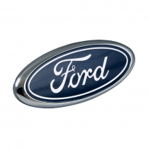 Grille or Liftgate Emblem - Peel and Stick - 1983-96 Ford Truck, 1984-96 Ford Bronco
