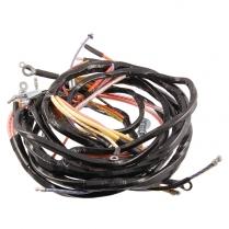 Cowl Dash Wiring - V8