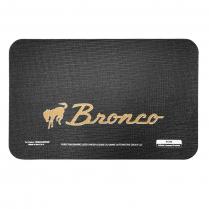 Fender Gripper - Bronco Script - 1966-96 Ford Bronco