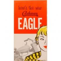 Brochure - 1955 Eagle - 1955 Cushman Scooter