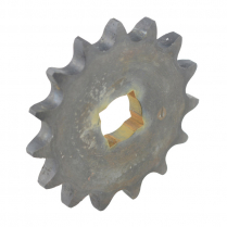 Sprocket - 15 Tooth - 9/16 Square Hole