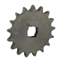 Sprocket - 17 Tooth - 9/16 Square Hole