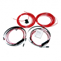 LED Tape Light Kit welectric switch