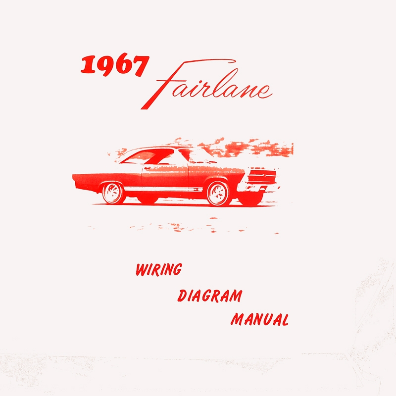 book  wiring diagram manual  fairlane  1967 ford car  product details  dennis carpenter ford restoration parts for trucks broncos cars tractors