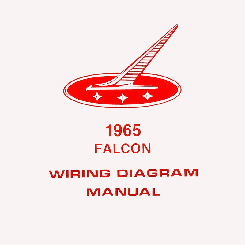 Book - Wiring Diagram Manual - Falcon