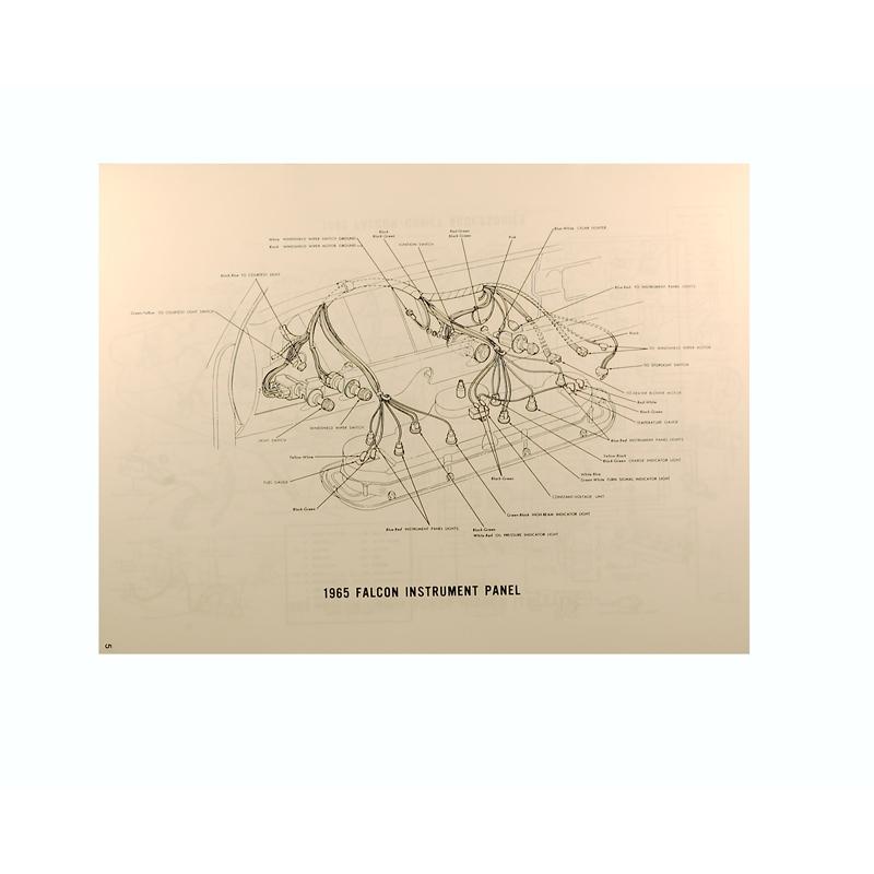 Book - Wiring Diagram Manual - Falcon