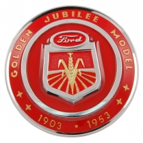Hood Emblem For Golden Jubilee