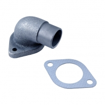 Exhaust Elbow w Gasket - 1953-64 Ford Tractor