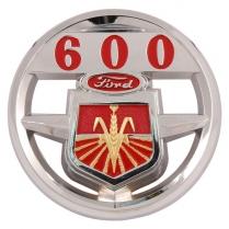 600 Hood Emblem