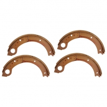 Brake Shoe Set (4) - 1955-64 Ford Tractor
