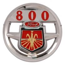 800 Hood Emblem