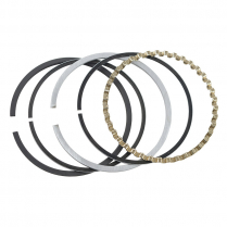 Piston Rings - Set of 4, w532 Oil Ring - 1939-52 Ford Tractor