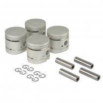Piston Set (4) - 1939-52 Ford Tractor