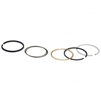 Piston Ring Set (of 4) - with 3 1/6 Oil Ring - 1939-52 Ford Tractor