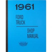 1961 TRUCK SHOP MANUAL