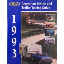 Recreation Vehicle and Towing Guide - 1993 Ford Truck