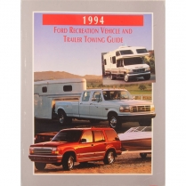 Recreation Vehicle and Towing Guide - 1994 Ford Truck